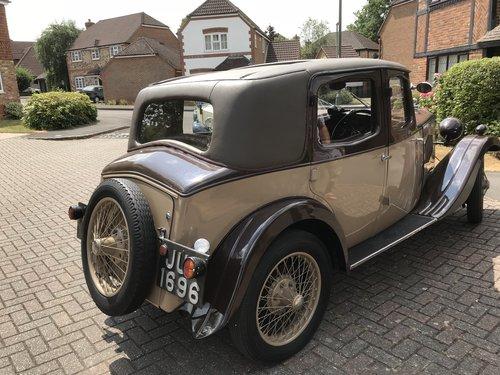 1932 Riley Nine Monaco SOLD (picture 3 of 6)