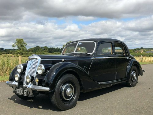1950 Riley RMA 1.5 SOLD (picture 1 of 6)
