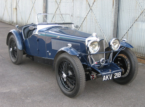Riley Sprite prototype, 1935 For Sale (picture 1 of 6)