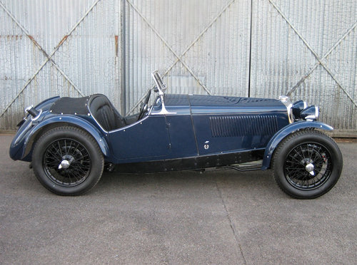 Riley Sprite prototype, 1935 For Sale (picture 2 of 6)