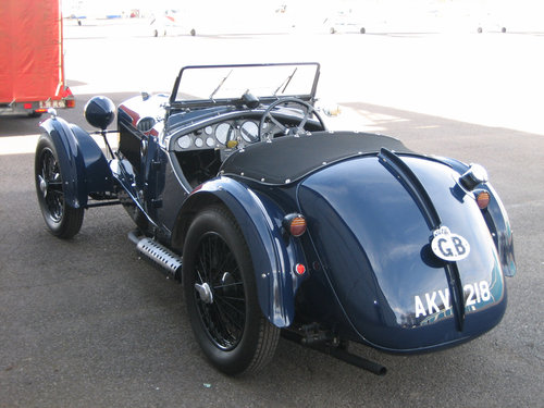 Riley Sprite prototype, 1935 For Sale (picture 3 of 6)