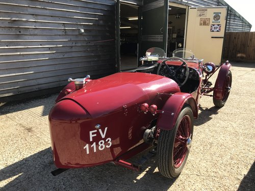 1930 Riley Nine 'Brooklands Evocation' NOW SOLD SOLD (picture 2 of 6)