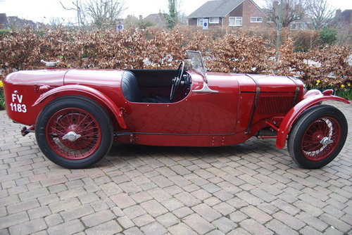 1930 Riley Nine 'Brooklands Evocation' NOW SOLD SOLD (picture 4 of 6)