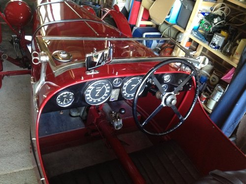 1930 Riley Nine 'Brooklands Evocation' NOW SOLD SOLD (picture 6 of 6)