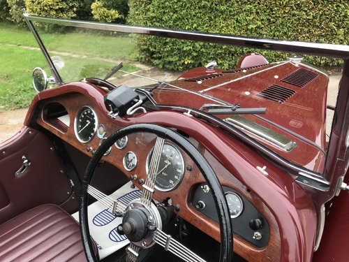 1933 Riley Nine March Special - History over 60 years! SOLD (picture 2 of 6)