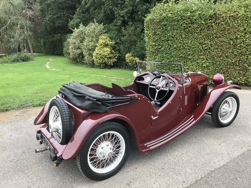 1933 Riley Nine March Special - History over 60 years! SOLD (picture 3 of 6)