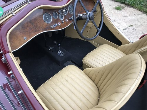 1933 Riley Nine March Special - requires recommissioning SOLD (picture 3 of 6)