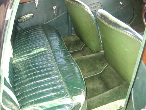 1953 Riley RMB 2.5 Saloon SOLD (picture 5 of 6)