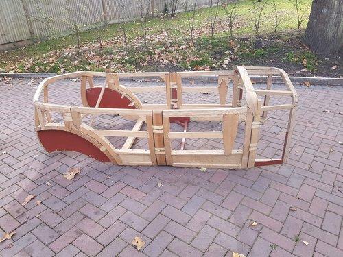 Riley Mk4 Tourer Ash Frame SOLD (picture 1 of 4)