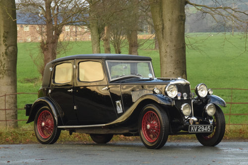 1932 Riley Mentone 12/6 Reduced For Sale (picture 1 of 6)