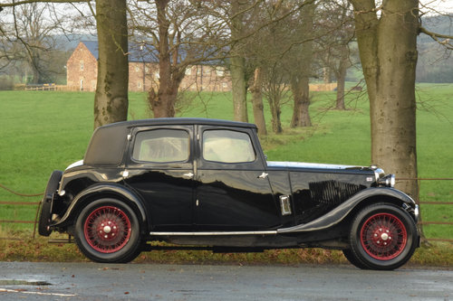 1932 Riley Mentone 12/6 Reduced For Sale (picture 2 of 6)