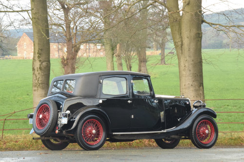 1932 Riley Mentone 12/6 Reduced For Sale (picture 3 of 6)