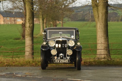 1932 Riley Mentone 12/6 Reduced For Sale (picture 4 of 6)