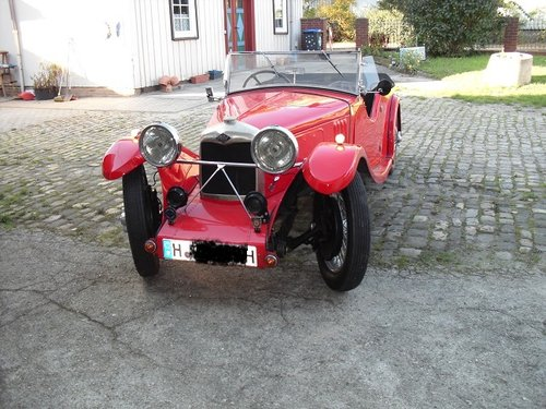 1929 Riley 9 Vintage Special For Sale (picture 1 of 6)