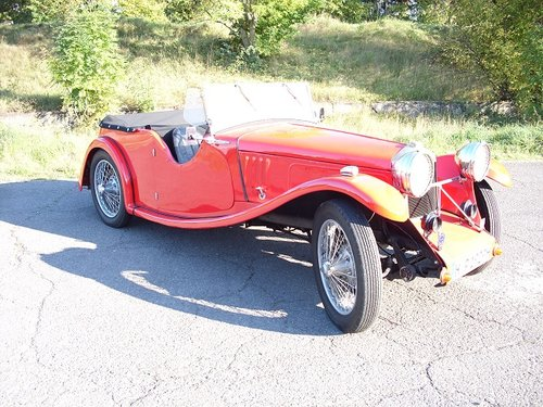 1929 Riley 9 Vintage Special For Sale (picture 2 of 6)