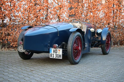 1932 Riley Nine Special For Sale (picture 2 of 6)