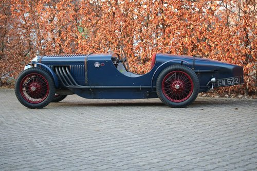 1932 Riley Nine Special For Sale (picture 3 of 6)