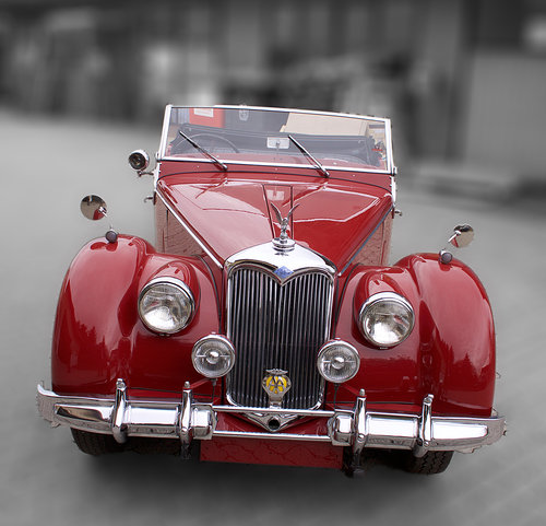 1950 Freshly restored Riley RMC Roadster For Sale (picture 1 of 6)