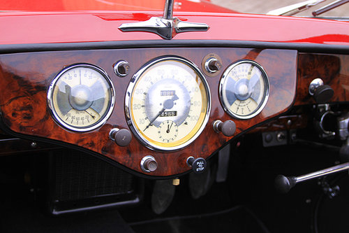 1950 Freshly restored Riley RMC Roadster For Sale (picture 4 of 6)
