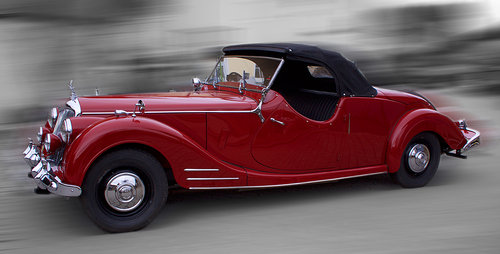 1950 Freshly restored Riley RMC Roadster For Sale (picture 5 of 6)