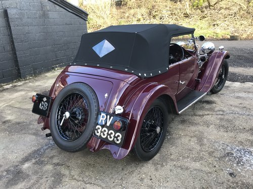 1933 Riley 9 Lynx - RESERVED... SOLD (picture 2 of 6)