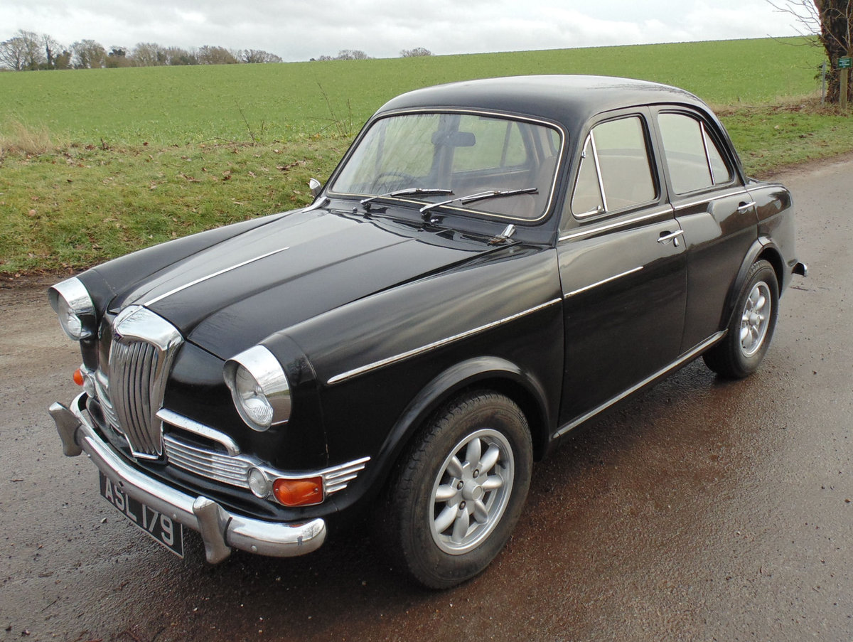 1959 Riley One Point Five SOLD (picture 1 of 6)