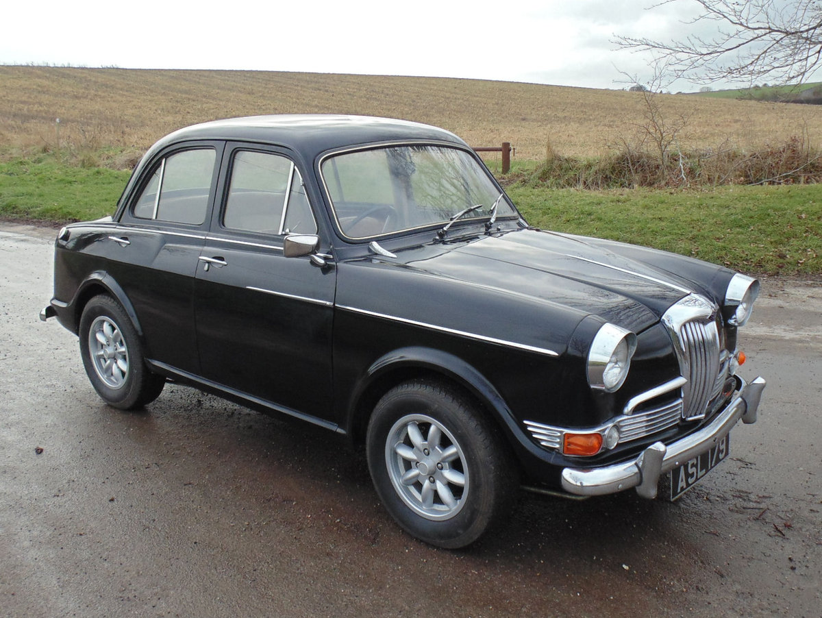 1959 Riley One Point Five SOLD (picture 2 of 6)