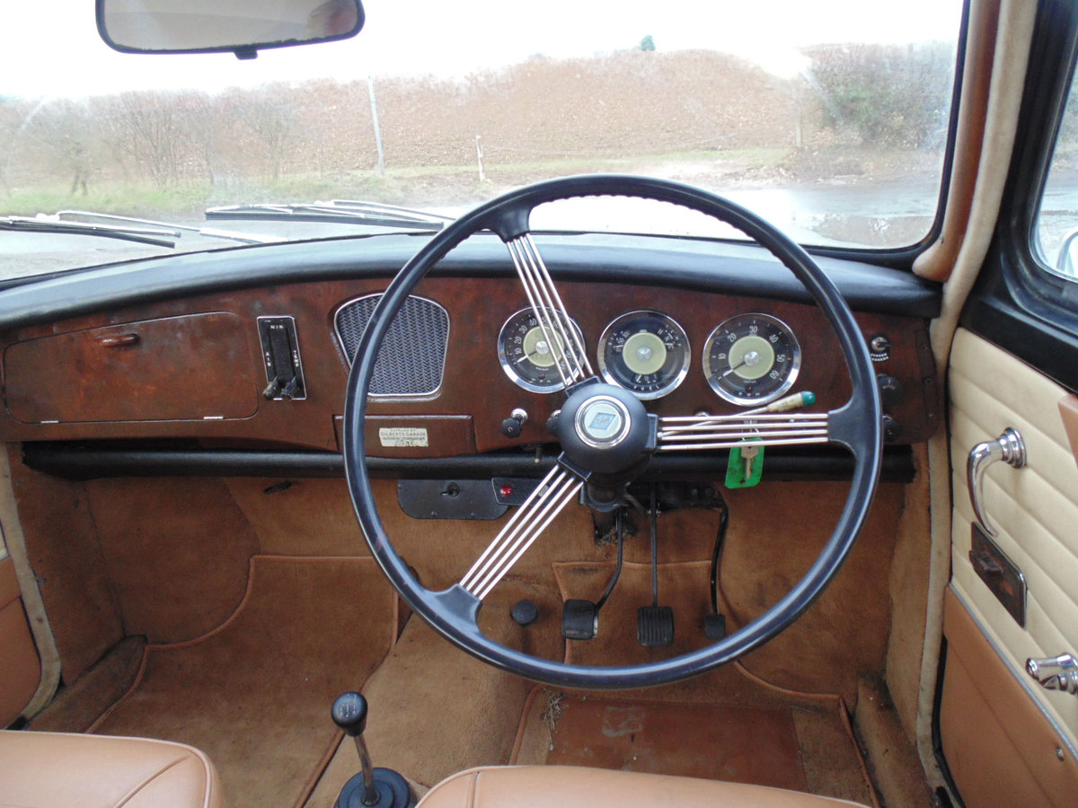 1959 Riley One Point Five SOLD (picture 4 of 6)