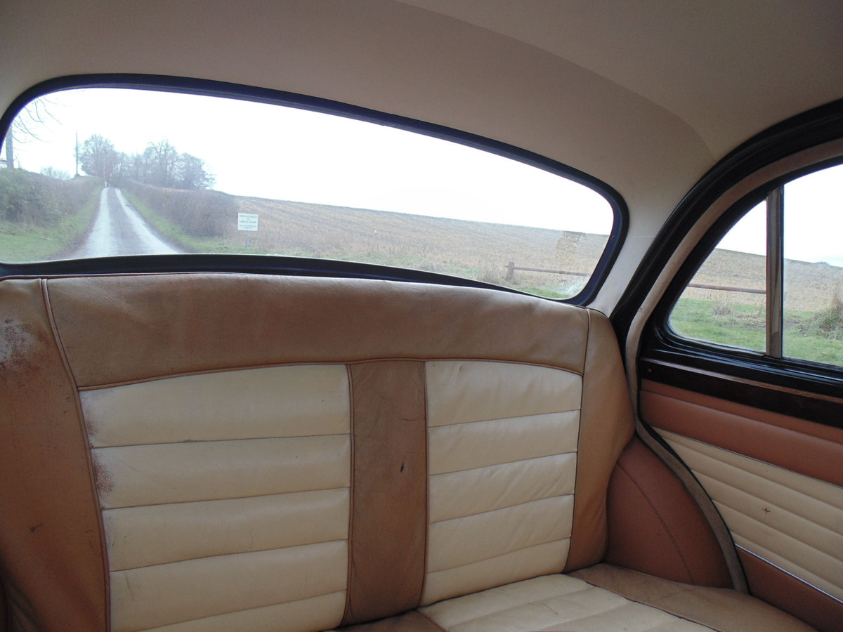 1959 Riley One Point Five SOLD (picture 5 of 6)