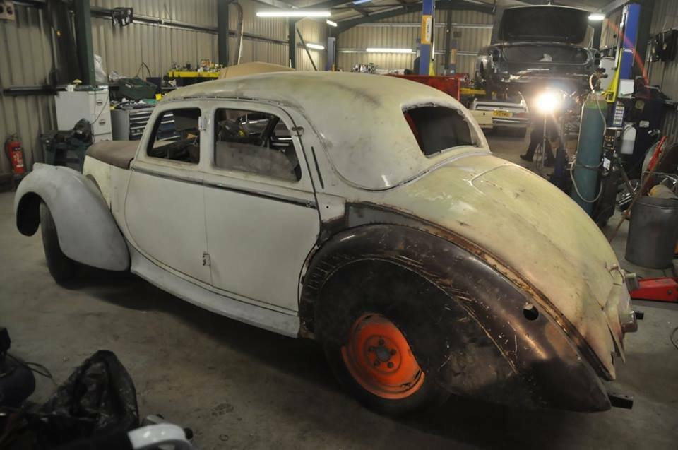 1950s RILEY RME X3 RME'S CLASSIC CARS GREAT PROJECT SOLD (picture 1 of 6)