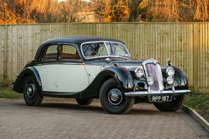 1953 Riley RMF 2 1/2 litre SOLD