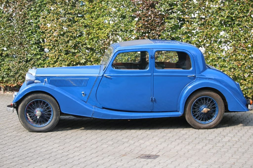 1937 Riley 12/4 Continental For Sale (picture 3 of 6)