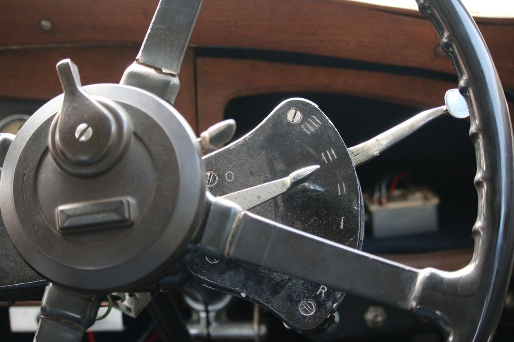 1937 Riley 12/4 Continental For Sale (picture 5 of 6)