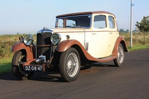 Riley 12/6 Mentone 1934 6 Cyl engine ! For Sale