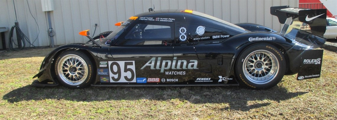 2010 Riley Daytona - Podium Finish with HUGE spares! For Sale (picture 2 of 5)