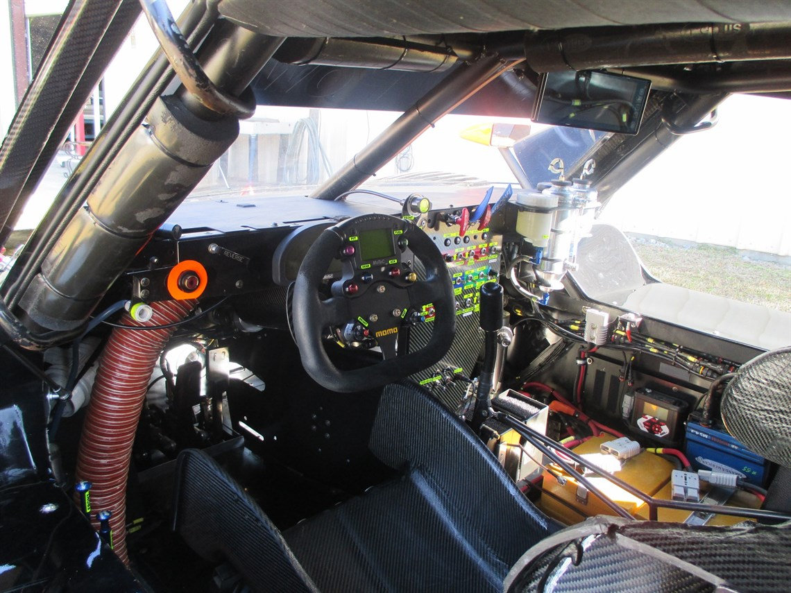 2010 Riley Daytona - Podium Finish with HUGE spares! For Sale (picture 4 of 5)