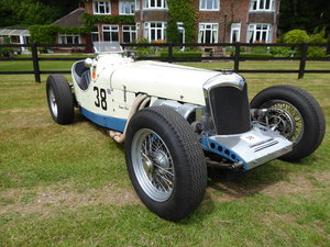 1936 Riley Supercharged Special For Sale
