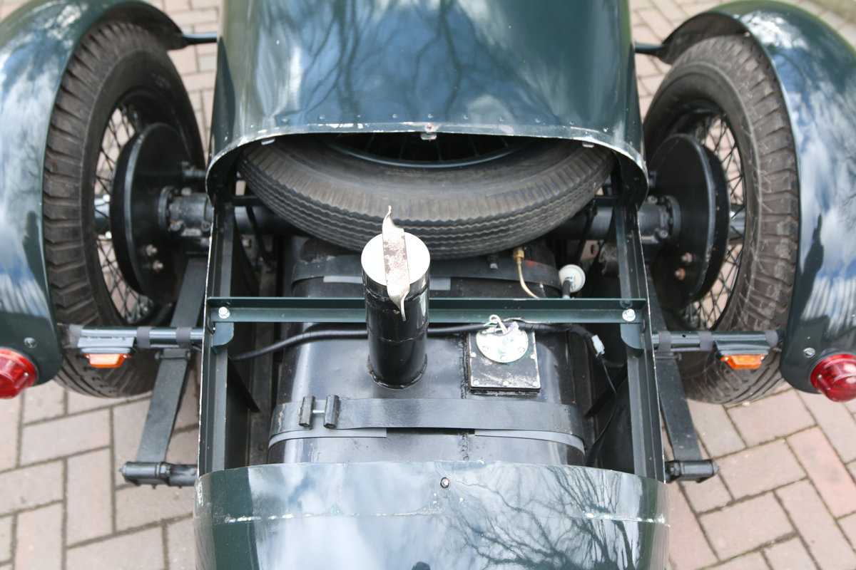 1933 Riley Brooklands Special SOLD (picture 5 of 6)