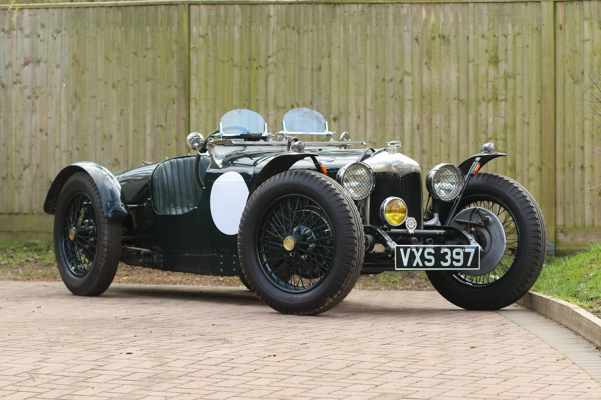 1933 Riley Brooklands Special SOLD (picture 1 of 6)