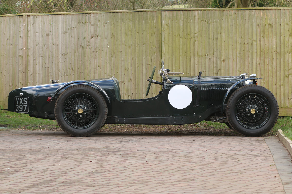 1933 Riley Brooklands Special SOLD (picture 6 of 6)