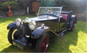 1932 Riley gamecock, superb order,ready to enjoy.