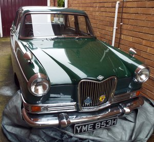 1969/70 Riley 4/72 Very sound and original car SOLD