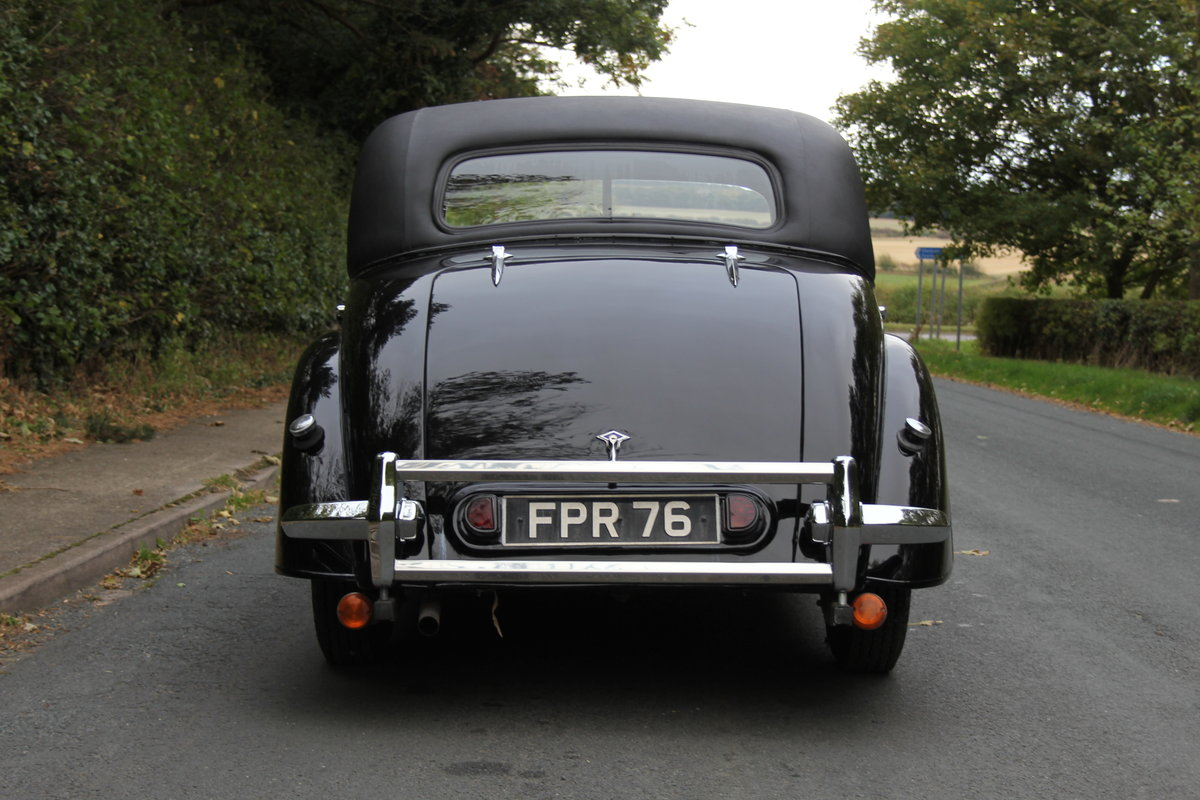 1951 Riley RMF 2.5, new frame, trim, 1k miles since engine rebuid For Sale (picture 5 of 12)