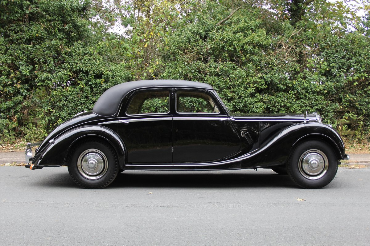 1951 Riley RMF 2.5, new frame, trim, 1k miles since engine rebuid For Sale (picture 6 of 12)
