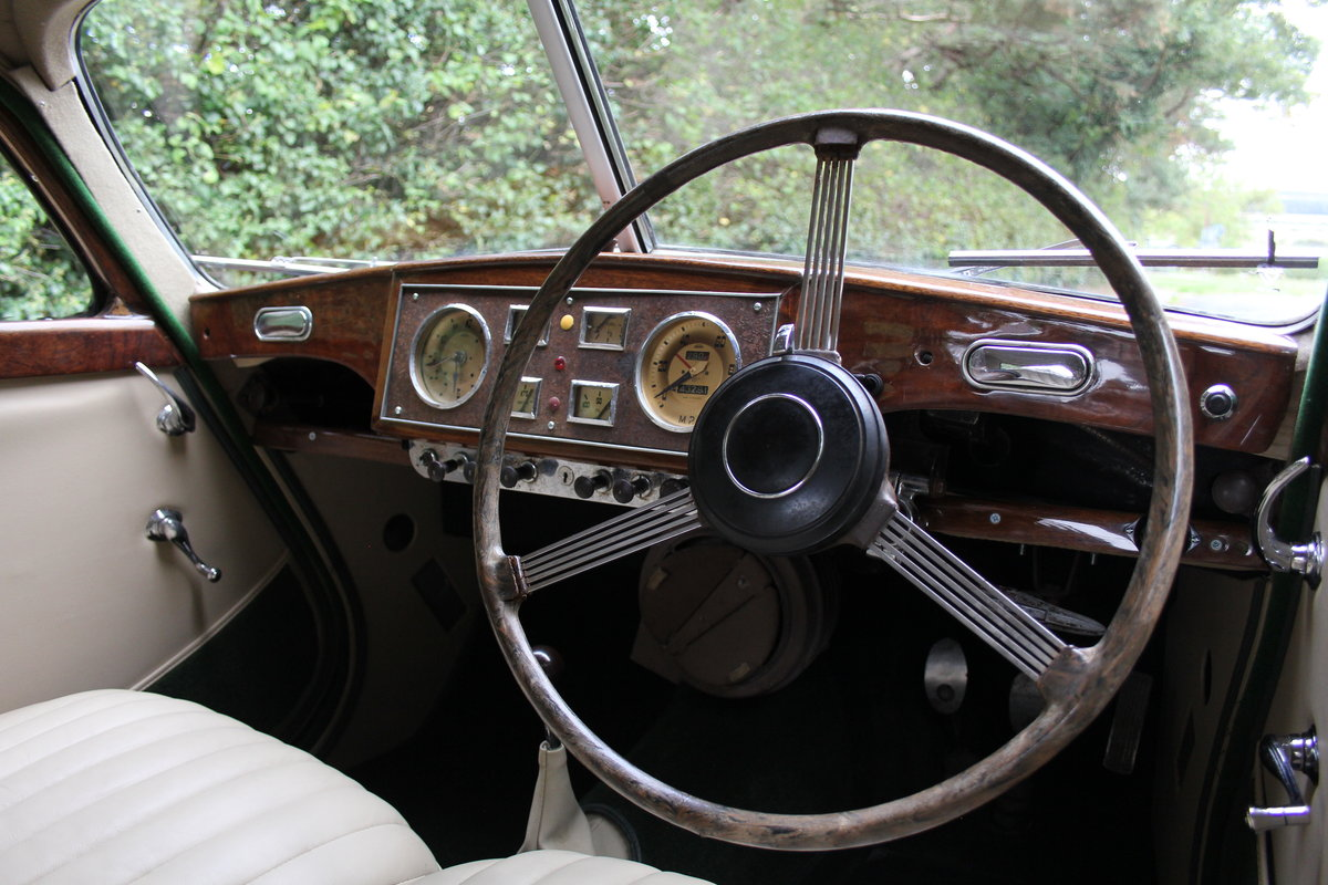 1951 Riley RMF 2.5, new frame, trim, 1k miles since engine rebuid For Sale (picture 7 of 12)