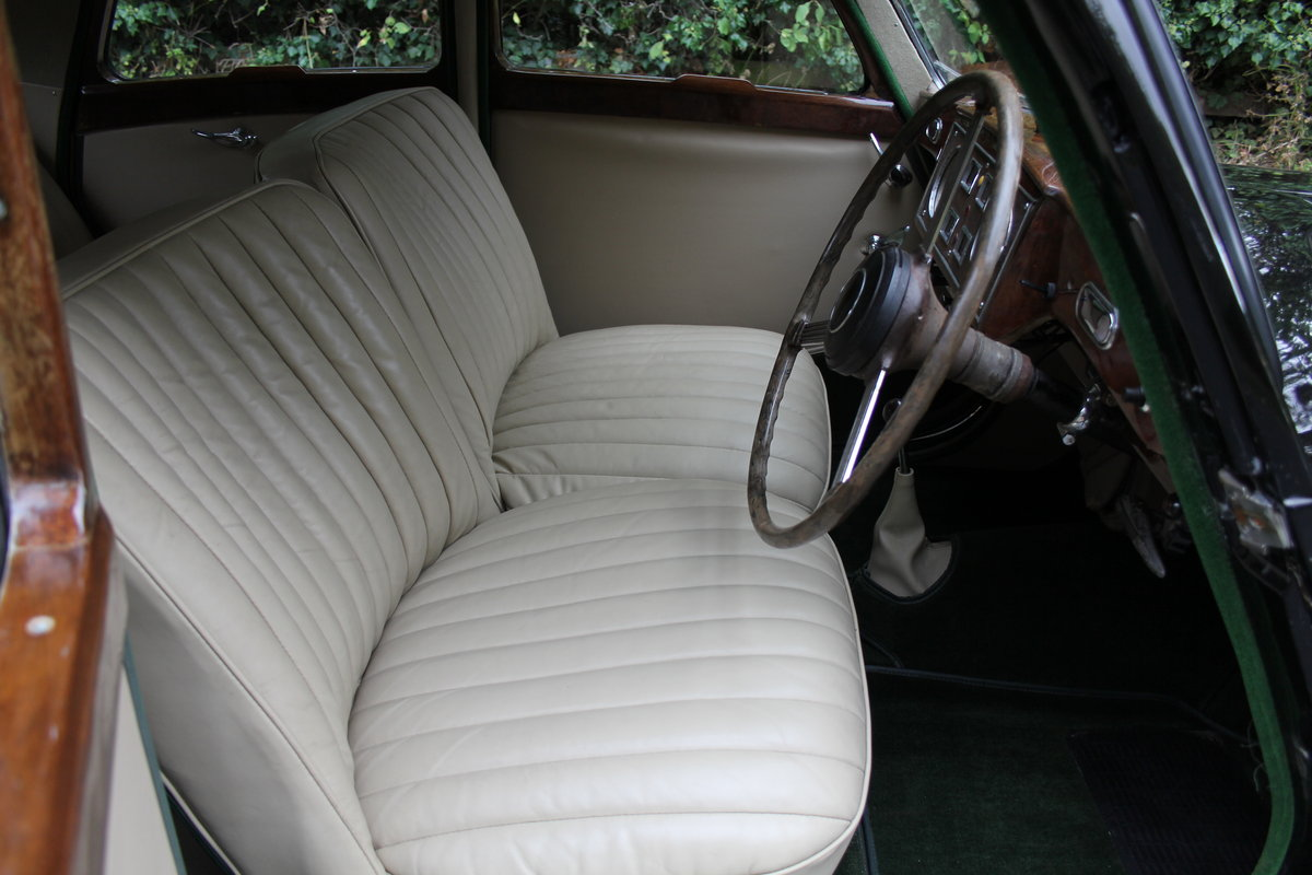 1951 Riley RMF 2.5, new frame, trim, 1k miles since engine rebuid For Sale (picture 8 of 12)