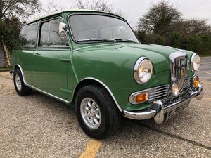 1965 Riley Elf MK2. Cumberland green. Fully restored.  For Sale