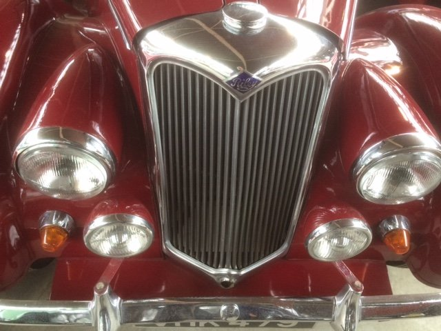 1952 Riley RMD RHD for sale For Sale (picture 2 of 6)