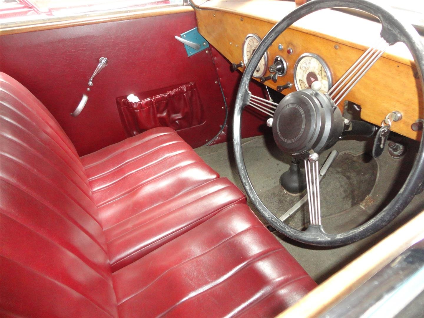1952 Riley RMD RHD for sale For Sale (picture 3 of 6)