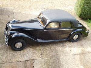 RILEY RMF 2.5 LITRE 1953 For Sale